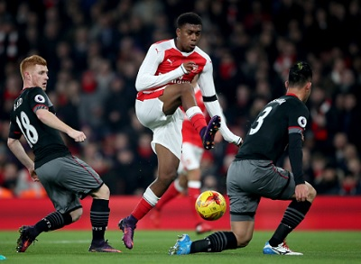 Chi tiết Arsenal - Southampton: Sút xa vô vọng (KT) - 5