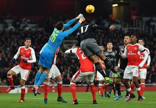Chi tiết Arsenal - Southampton: Sút xa vô vọng (KT) - 7