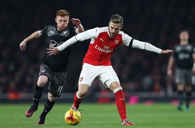 Chi tiết Arsenal - Southampton: Sút xa vô vọng (KT) - 6