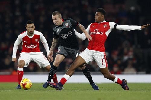 Arsenal - Southampton: Hai cú ra đòn chí mạng - 1