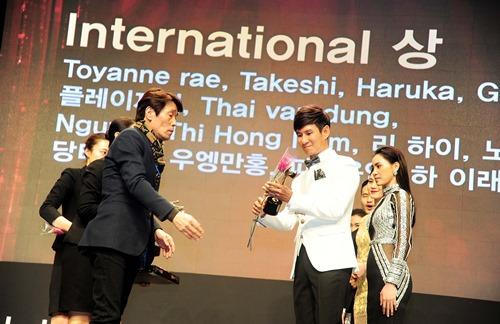 Lý Hải đoạt giải đạo diễn xuất sắc nhất châu Á - 1