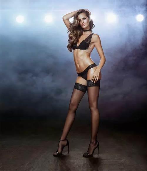 Bài tập siêu đốt mỡ của người mẫu nội y Brazil - 5