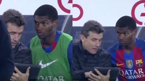 Barca suýt bị xử thua 0-3 vì sai lầm ngớ ngẩn - 1