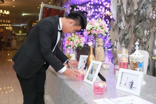 """Tan chảy với 15 khoảnh khắc trong lễ cưới cựu tiền đạo Thắng """"Bế"""" - 7"""