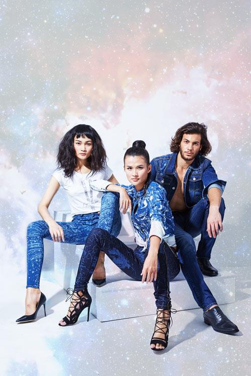 Hiện tượng V.Sixty Four & chiếc quần Jeans mang giấc mơ ngân hà - 1