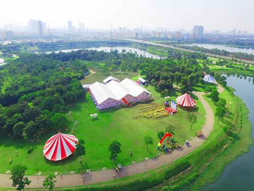 Bất động sản phía nam Hà Nội vào mùa dịp cuối năm 2016 - 1
