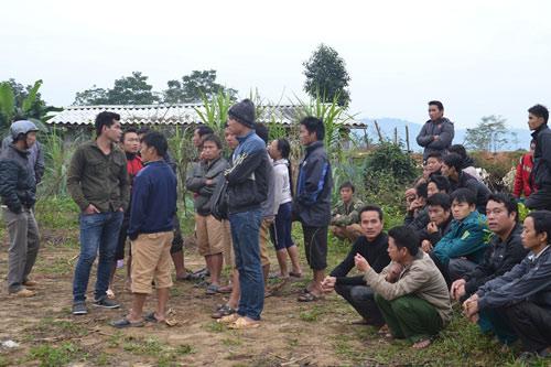 Thảm án ở Hà Giang: Nghi phạm có biểu hiện tâm thần - 1