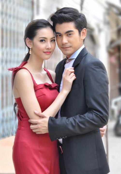 """2 hoa hậu Thái Lan khiến màn ảnh xứ chùa vàng """"phát sốt"""" - 3"""