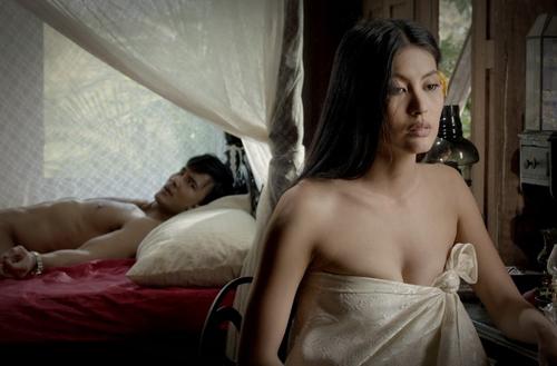 """2 hoa hậu Thái Lan khiến màn ảnh xứ chùa vàng """"phát sốt"""" - 5"""