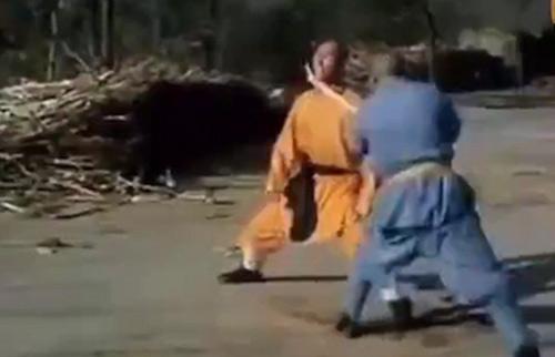 Võ sư Thiếu Lâm: Treo cổ, ăn đòn chỗ hiểm không hề hấn - 2