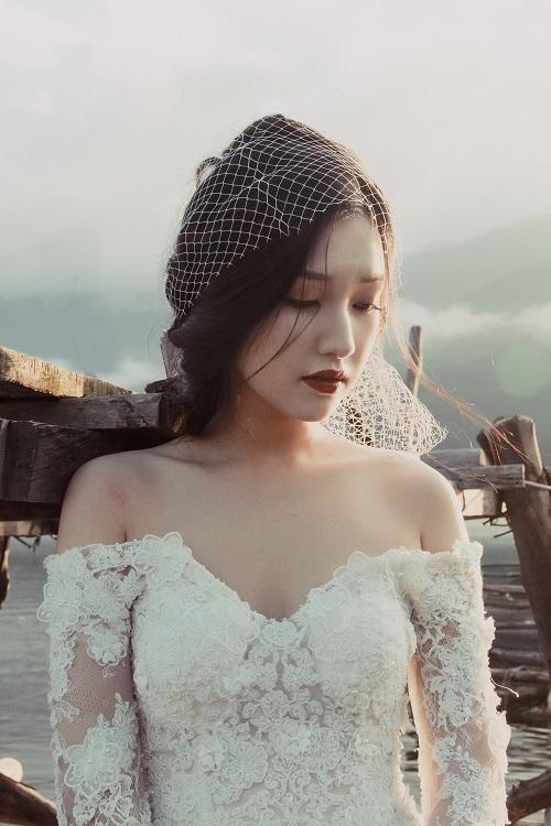"""""""Nàng thơ xứ Huế"""" gây sốt Hoa hậu VN 2016 bất ngờ tái xuất - 4"""