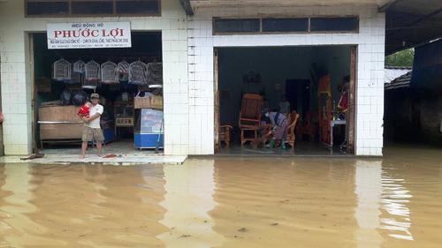 Bình Định: Đã có người chết và mất tích do mưa lũ - 3