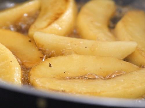 Thịt lợn nướng táo thơm phức, lạ miệng - 8