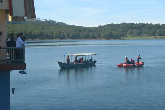 Tìm thấy thi thể thủ môn đội Lâm Đồng ở hồ Tuyền Lâm - 2