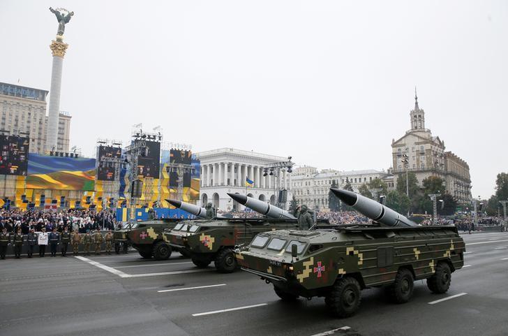 Ukraine tập trận tên lửa giáp Crimea khiến Nga nổi giận - 1
