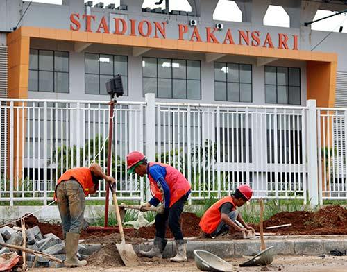 AFF Cup: SVĐ đại chiến Indonesia - Việt Nam như một công trường - 7