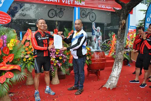 CLB GIANT Việt Nam kỷ niệm hai năm hoạt động - 1