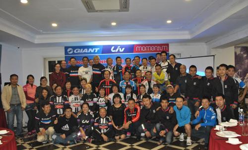 CLB GIANT Việt Nam kỷ niệm hai năm hoạt động - 3