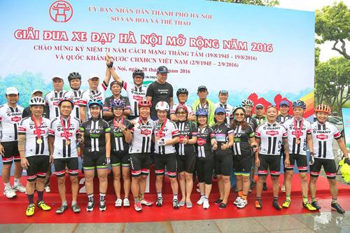 CLB GIANT Việt Nam kỷ niệm hai năm hoạt động - 4