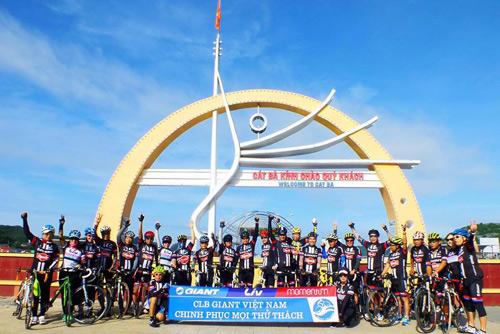 CLB GIANT Việt Nam kỷ niệm hai năm hoạt động - 5