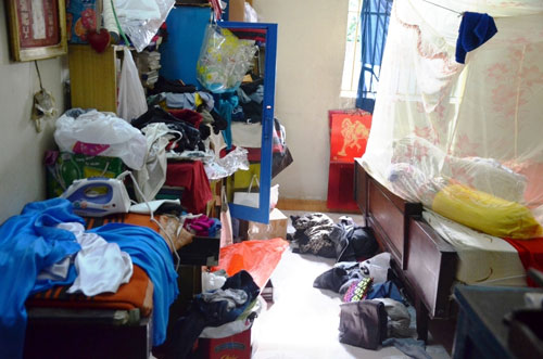 Sáu người trong nhà ngủ mê man, nhiều tài sản bị mất - 2