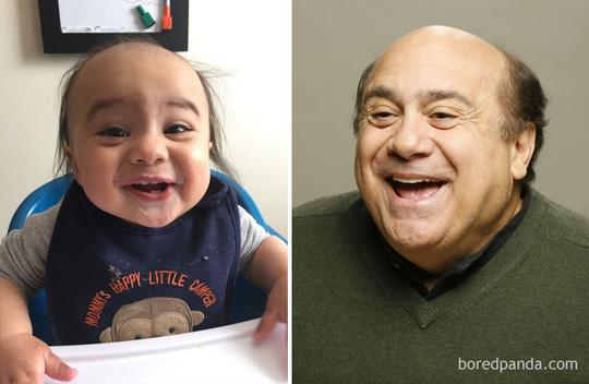 Đốn tim với những em bé là bản sao nhân vật nổi tiếng - 2