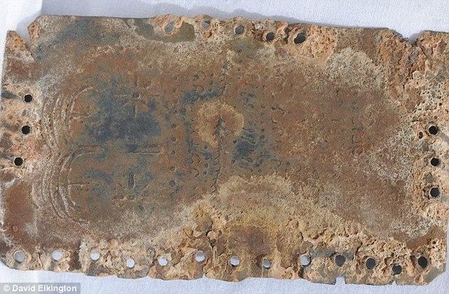 Tìm thấy sách bằng chì 2.000 tuổi viết về Chúa Jesus - 3