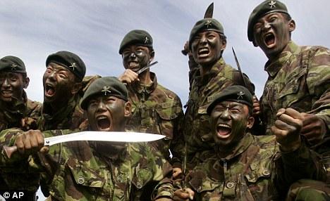 """""""Siêu chiến binh"""" một mình diệt sạch cứ điểm quân Nhật - 1"""