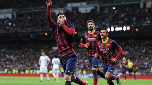 Siêu kinh điển Barca – Real: Sân khấu phá mạch bất bại - 2