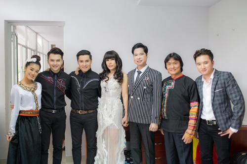 Những hình ảnh cuối cùng trên sân khấu của NSƯT Quang Lý - 6