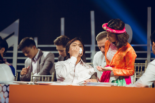 Những hình ảnh cuối cùng trên sân khấu của NSƯT Quang Lý - 14