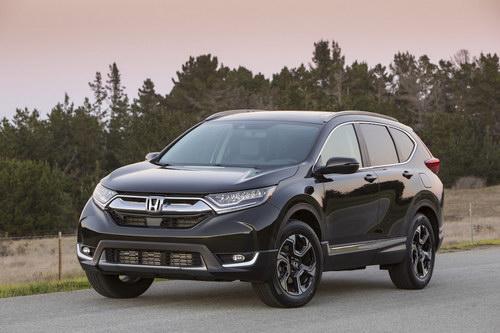 Honda CR-V 2017 có giá khởi điểm 568 triệu đồng - 1