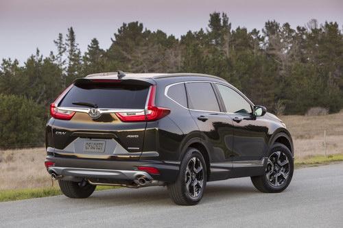 Honda CR-V 2017 có giá khởi điểm 568 triệu đồng - 2