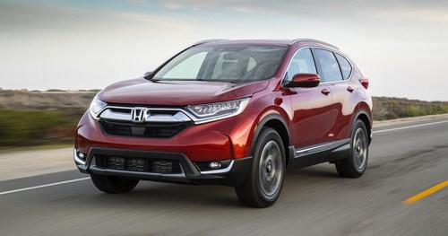 Honda CR-V 2017 có giá khởi điểm 568 triệu đồng - 4