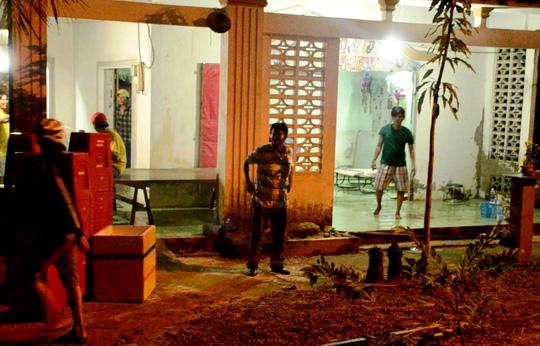Khởi tố con rể sát hại cha mẹ vợ ở Sài Gòn - 1
