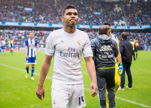 """Siêu kinh điển Barca – Real: Casemiro là """"ác mộng"""" của Messi - 1"""