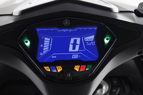 Chính thức công bố giá Yamaha NVX 2017 - 4