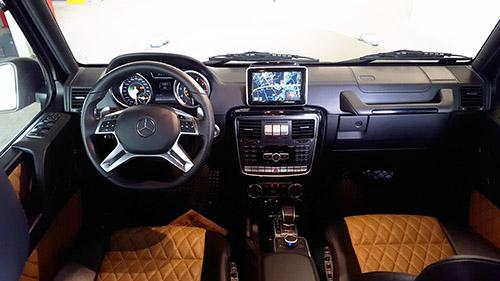 """""""Hàng độc"""" Mercedes-AMG G63 độ Hamann tại Việt Nam - 12"""
