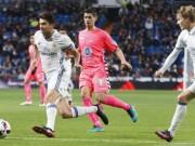Bóng đá - Real Madrid - Leonesa: Đại tiệc & con trai Zidane
