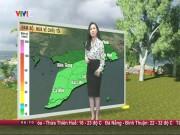 Tin tức trong ngày - Dự báo thời tiết VTV 1/12: Trung Bộ tiếp tục mưa lớn