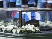 """Rước tro cốt lãnh tụ Fidel Castro về """"nôi"""" cách mạng Cuba"""