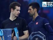 """Murray - Djokovic: """"Lửa - băng"""" số 1 tennis 2016"""