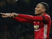 Kì lạ MU: Mourinho ngại dùng Martial vì sợ mất tiền
