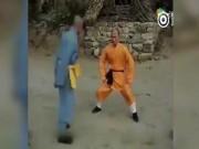 Võ sư Thiếu Lâm: Treo cổ, ăn đòn chỗ hiểm không hề hấn