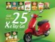 Cơ hội trúng xe tay ga cao cấp cho người tiêu dùng Việt