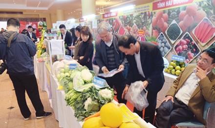 """90% nông sản Việt xuất khẩu phải """"mượn danh"""" - 1"""