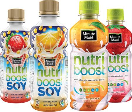 Nước uống bổ sung vi chất – sao sáng trên thị trường nước giải khát - 3