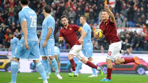 Serie A trước vòng 15: Lửa cháy thành Rome - 1