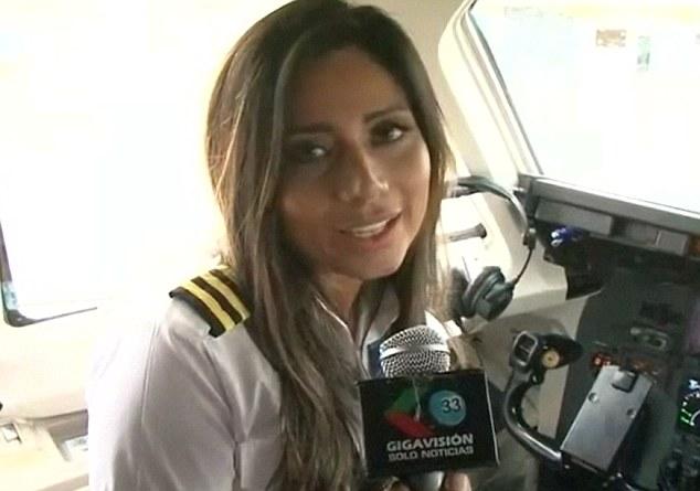 Máy bay chở đội bóng rơi: Lời cuối của nữ cơ phó xinh đẹp - 1