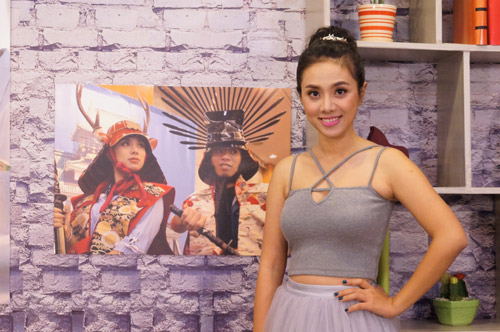 Miko Lan Trinh tiếp sức du học sinh Việt Nam tại Nhật Bản - 1
